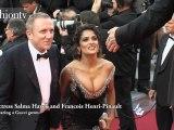 Cannes 2012 Red Carpet ft. Salma Hayek | FashionTV