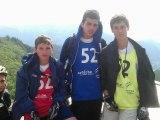 Film RAID Unss Championnat de France 2012 Corentin Riou en Ardèche