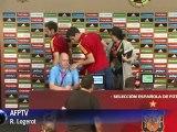 Euro-2012: l'Espagne se méfie surtout de Ribéry