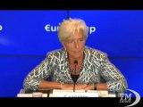 Crisi, la troika Ue-Fmi-Bce sarà ad Atene lunedì prossimo. Lagarde (Fmi): accelerare verso integrazione fiscale