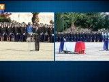 Manuel Valls rend hommage aux gendarmes tuées dans le Var