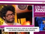 Les Talents ACOUSTIC saison 4 sur TV5MONDE avec Oxmo Puccino