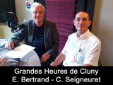 Club Altitude- Coté local - Grandes Heures de Cluny partie 2