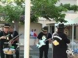 Fête de la musique 21 Juin 2012 au Cap d'Agde : Les OPTIMISTES