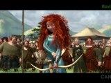 Pixar's Brave & Abraham Lincoln: Vampire Hunter - Movie Reviews - Breakin' It Down