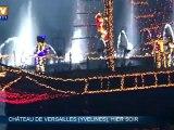 Les feux royaux du château de Versailles