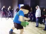 WILBY black eyed peas song break dance hip hop Dont stop the party lyrics