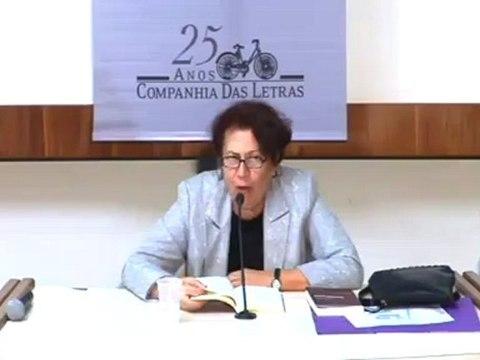 Conferência de Ana Maria Machado - setembro de 2011