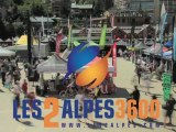 Mondial du VTT 2012 - Free Raid Classic VTT Mag et Animations - Les 2 Alpes