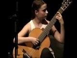Guitare classique - Alexia Knopp -  La catedral - Preludio - Allegro solemne - A. Barrios