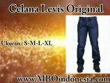 Celana Levis Original Kode RLS 001 | 081 945 772 773
