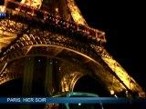 Un homme chute de la Tour Eiffel : suicide ou accident