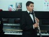 KLARNET DELECLUSE-VINGT ETUDES FACILES ETUDE no 16 Faciles Etüde Etude clarinet Kilasik muzik muzık müzık muzik müsic sonat sonatlar sonatin konçertİno piyonist pianist piyanist konser klasik muzik piyano sibemol