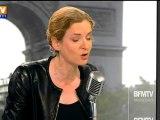 """Nathalie Kosciusko-Morizet sur BFMTV : """"la majorité ne s'occupe pas de d'écologie"""""""