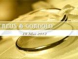 Prestation Mariage par Mathieu Vignal