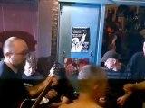 Les Fossoyeurs Septik - Au comptoir en acoustique devant le Petit Bar à Rouen (76) le 23/06/2012