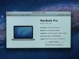 Apple Macbook Pro Retina 15 pouces