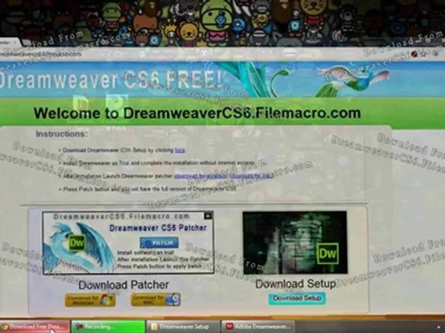 adobe dreamweaver cs6 serial number generator mac