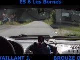 Rallye des Bornes 2012 ES6 MV Rallye Team
