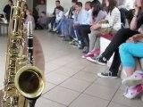 Des collégiens de La Ferté-Gaucher (77) découvrent la musique contemporaine