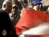 Celebration in Egypt as Morsi declared winner