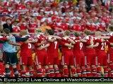 watch soccer euro 2012 Spain vs France football live online