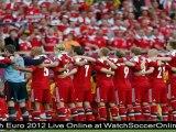 where to watch euro 2012 France vs Spain football