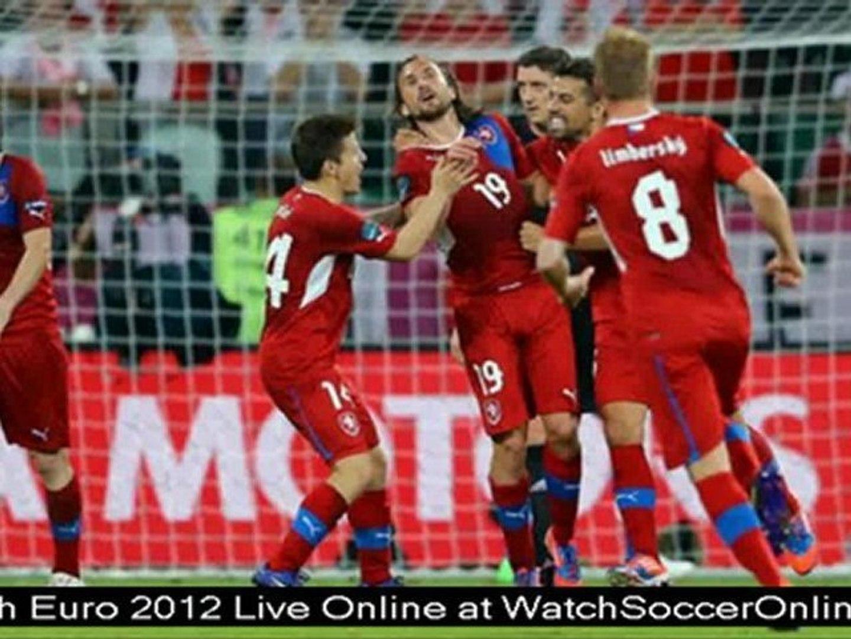 watch euro 2012 France vs Spain uefa group games football streaming online