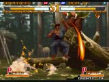 Garou - Mark of the Wolves Matches 163-169
