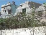 Syria فري برس  حمص تلبيسة الدمار الذي خلفه القصف على المدينة 24 6 2012  ج3 Homs