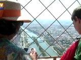Tour Eiffel : deux suicidaires déjouent le dispositif de sécurité
