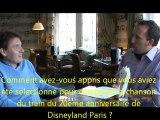 """Scott Erickson """"Do You Belive"""" Interview Part 1 Sous-titrée en Français"""