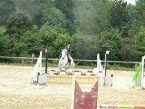 Alice & OLIVE sans-faute au concours du boulerie jump
