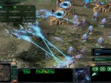 Stalin's Starcraft II Battle Report #30 (2/2) (2 vs 2 Arid Wastes Viewer Replay)