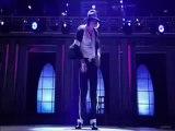 Michael, Whitney Commercial Mash-Up; Mr  Bojangles mash-up performance