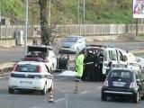 Incidenti stradali: due morti a Roma