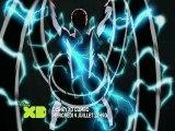 Disney XD - Combo Animation : Super Héros - Mercredi 4 juillet à 12H40
