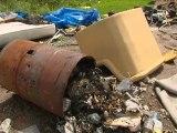 Haguenau : les décharges sauvages prolifèrent