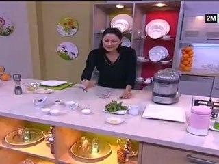 Harira - Soupe Proteine Et Calamar Farci