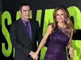 Sex Scandal-Hit John Travolta and Wife Kelly Preston's Red Carpet PDA