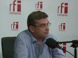 Teodor Baconschi, prim-vicepreşedinte demisionar al PDL