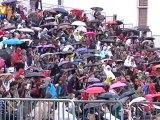 Rue de la chute, nouveau spectacle déjanté du Royal de Luxe