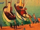 Focus: l'exposition 1917 au centre Pompidou de Metz