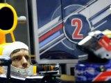 F1, Vettel si da' al kung fu