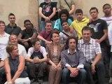 L'Egalité des territoires : déplacement de Cécile DUFLOT dans le Limousin, 2012
