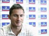 Frank Lampard on Capello and Joe Cole's poor dress sense