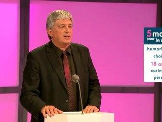 Invité politique du 22 juin 2012 - Hervé Féron