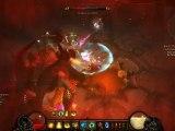 Diablo 3 - act 3 Inferno - Asmodan Inferno VS Monk Solo