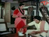Telugu Comedy Scene Between Sobhan Babu - Suhasini