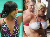 Billie Faiers Shows Off Bikini Body